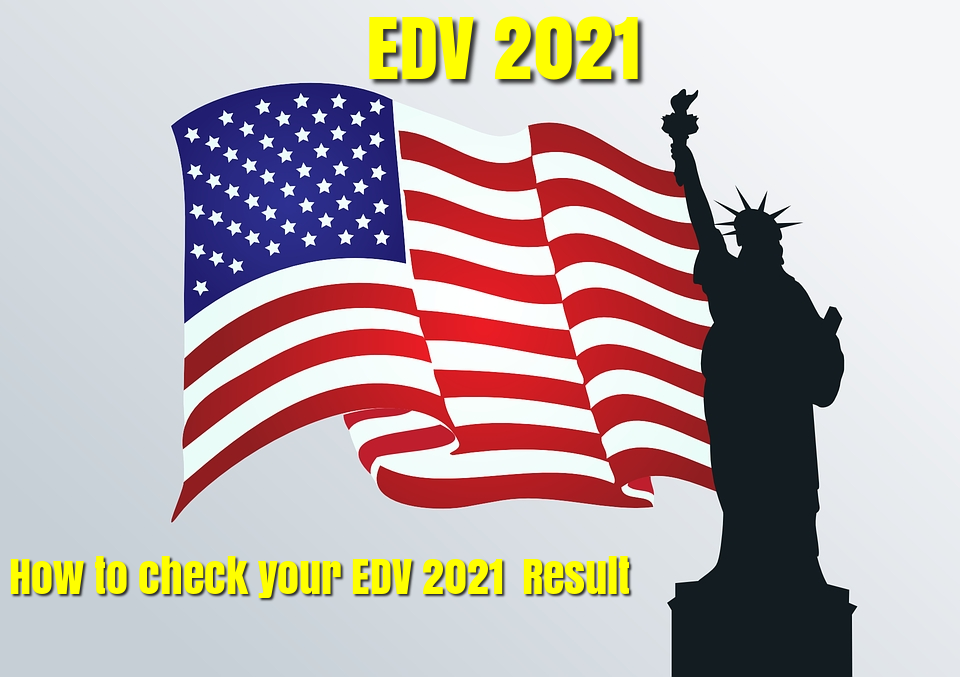 EDV 2021 Result: How to check your EDV 2021 Result