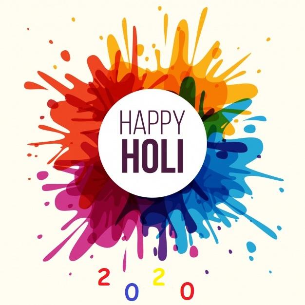 Happy Holi 2076 wishes