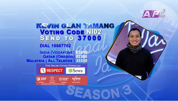 Kevin Glan Tamang