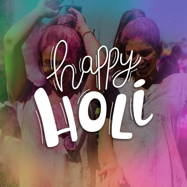 Happy Holi Festival 2020