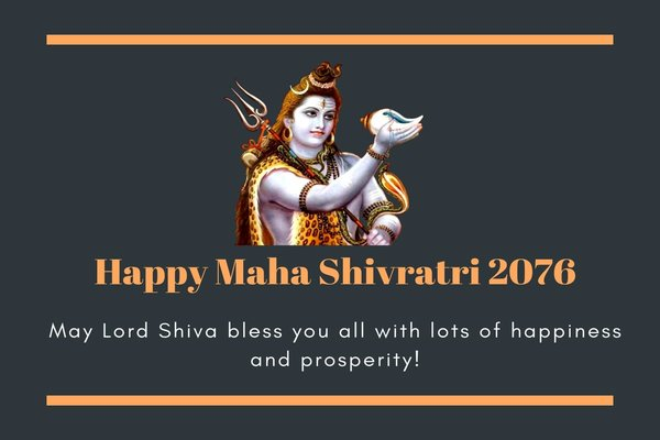 Happy Maha Shivratri 2076: Wishes, Greetings, SMS & Images