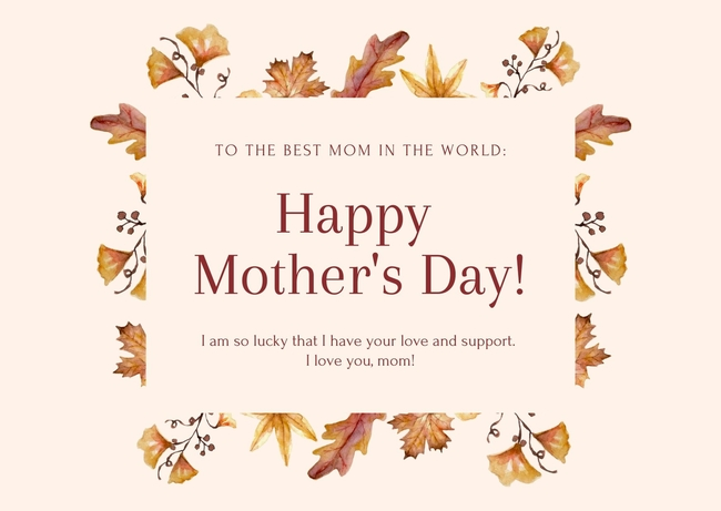 Happy Mother's Day 2020 wishes, quotes, greetings & images