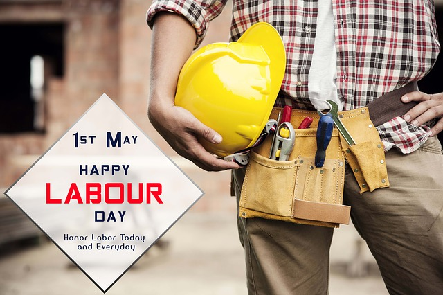 Happy Labour Day 2020: Happy Labours Day 2077 (मजदुर दिवस)