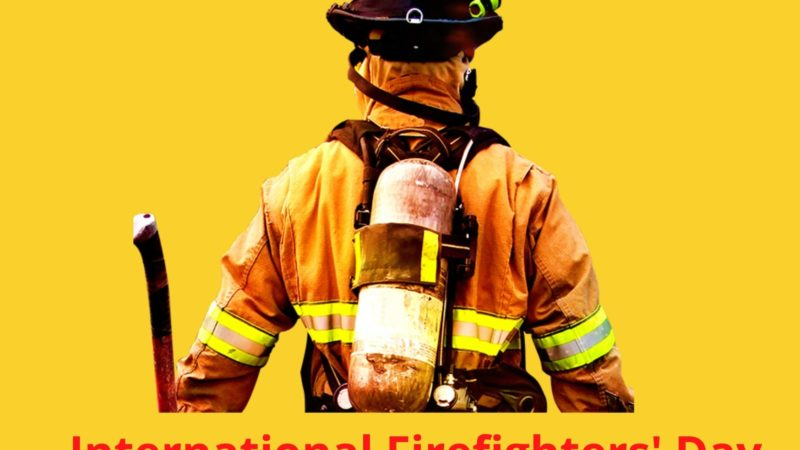 International Firefighter's Day 2020: Celebrated on May 4
