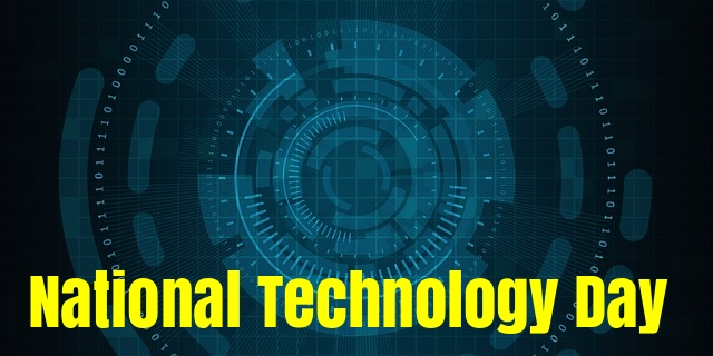 National Technology Day 2020: National Technology Day on May 11