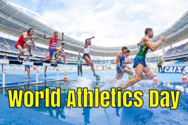 World Athletics Day 2020: Celebrated on May 7