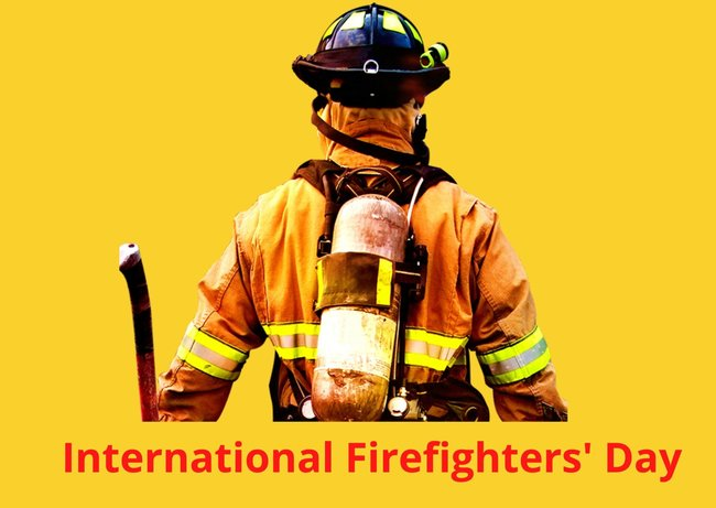 International Firefighter's Day 2020