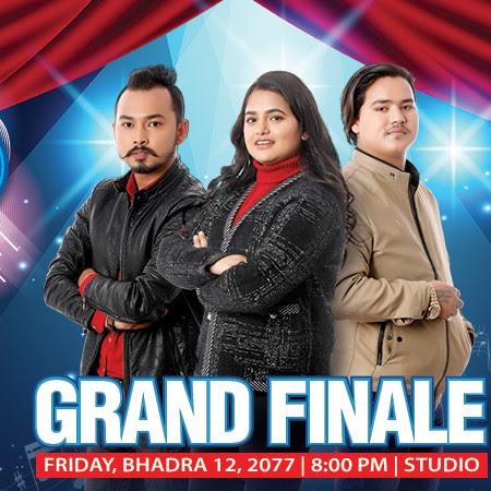 Nepal Idol Season 3 Grand Finale