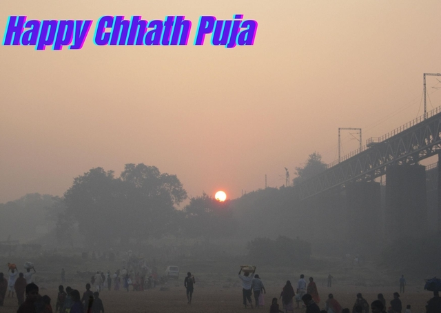 Happy Chhath Puja 2077 wishes, greetings, messages and images