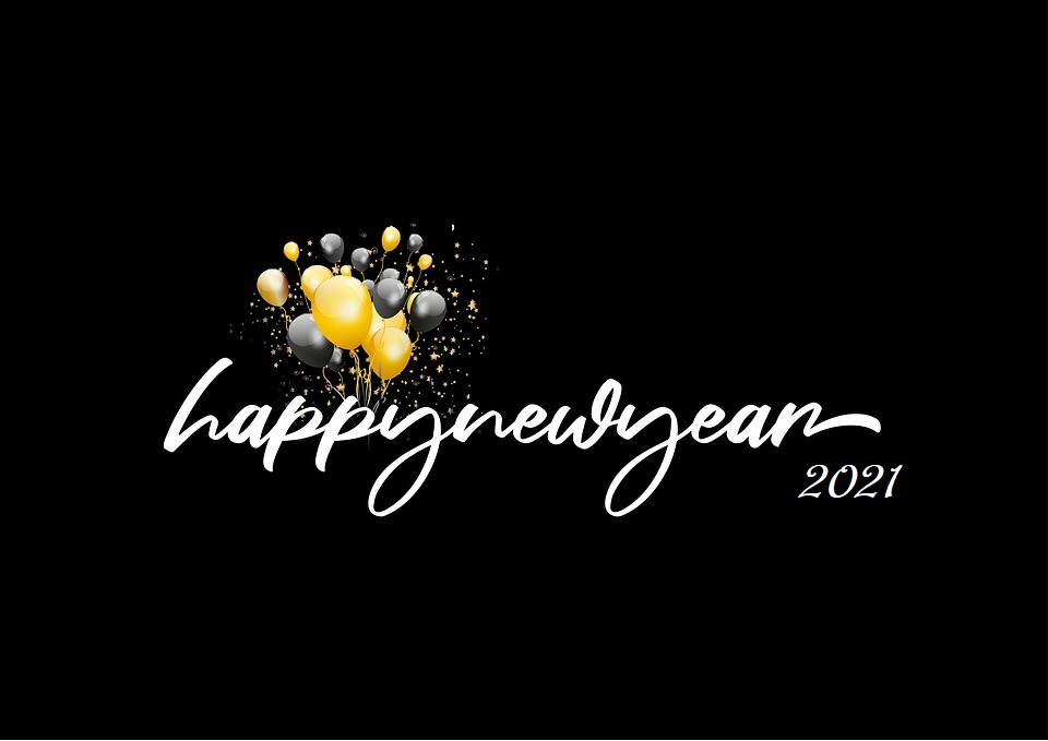 Happy New Year 2021 Wishes, Quotes, SMS, Greetings & Images