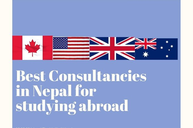 Best Consultancies in Nepal for studying abroad