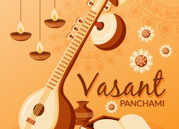 Basanta Panchami, Shree Panchami, Saraswati Puja 2077/2021 wishes and greetings