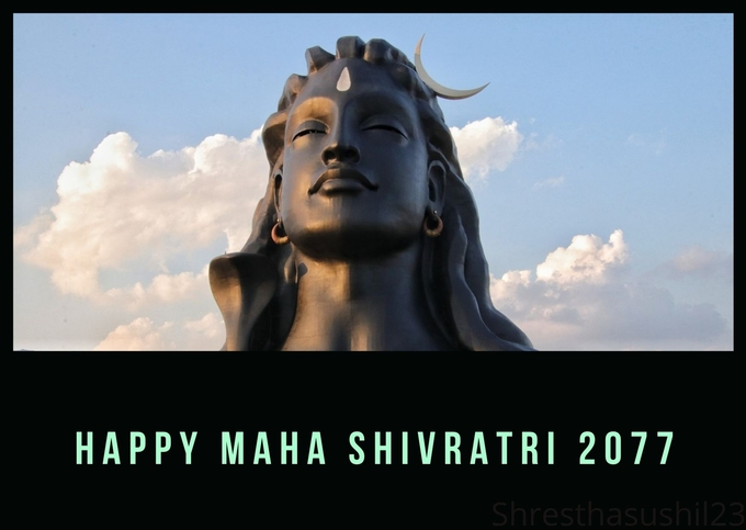 Maha Shivratri 2077/2021 Wishes, Greetings & Images